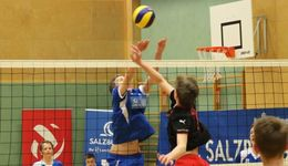 Volleyballlager Herbst 2014