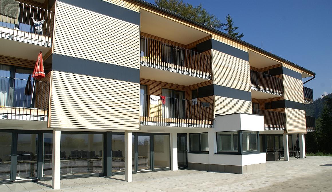 Sanierung Internat Mit Fertigstellung Haus 8 Im Werkschulheim Felbertal